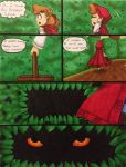 Kleine Rot and the Wolf Page 20 by GabiSaKuRa