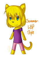 .:PC:. summercat123 by coco-the-raccoon