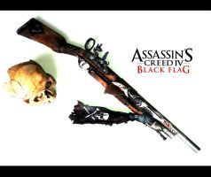 AC IV - Edward's Peace Shredder by RBF-productions-NL