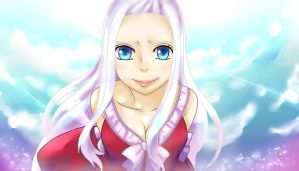 Mirajane by experimental-thing