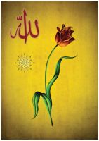 Allah Almighty by Muslima78692