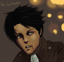 Levi (1st attempt) by EphemeralxFantasy