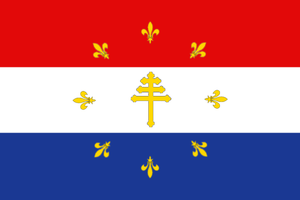 New French Republic - flag by Neethis