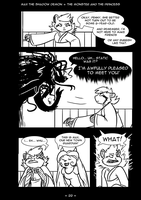 The Monster and the Princess - Page 22 by Thalateya