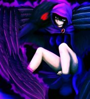 Raven by Sownmist