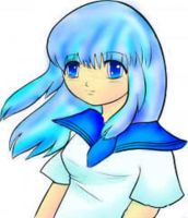Paint Tool SAI Anime Girl by Star1147