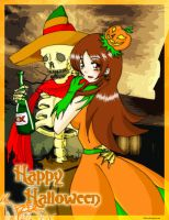 Happy Dia de Muertos by Ihsnet