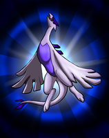 Lugia by Cryophase