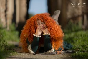 change your fate...Merida by YukariNamikaze