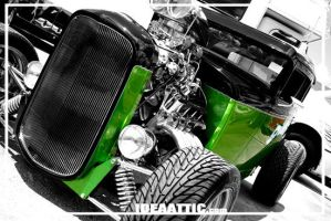 '31 Ford Highboy. by bkueppers