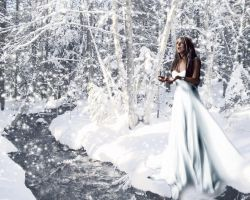 A Winter Symphony 1280x1024 by VoiceOfTheXtabay