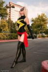 Ms Marvel by AlisaKiss