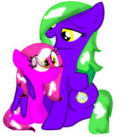 I Know Something About You by NatalkaPony