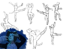 More Mistoffelees Sketches by Distraction-Number-4