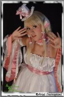 Chii Chobits by arielshinigami