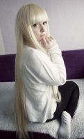 the Chii cosplay wig by Ayakuchan