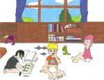 Naruto Babies Request by kuri-loves-curry