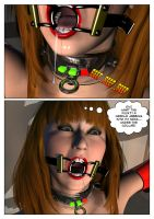 From Co-Worker to Captive - Chapter 4 Page 21 by Abduction-Agency