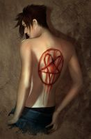 Back Heartagram by nell-fallcard