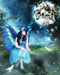 Butterfly Fairy by SeventhFairy