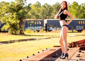Train yard by 904PhotoPhactory