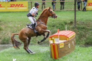 3DE Cross Country Water Obstacle Series XV/6 by LuDa-Stock