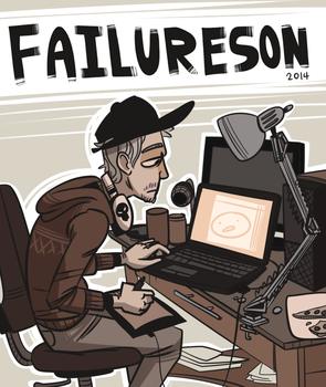 Self Portrait 2014 by Failureson