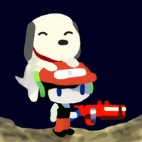 Cave Story: Puppy Quest by LolFox24