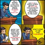Phoenix Wright: Ghost... by yesi-chan
