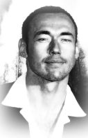 Kevin Durand 6 by AMANDABOMINATION