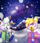 .:It's Snowy-:. Contest Entry by Ironic-Melon