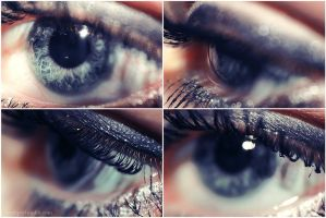 Macro eyes by beatqas
