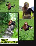 Kim Possible cosplay by Persilia