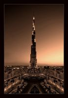 Burj Khalifa . . . by EmiratesSignature