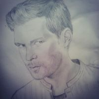 Klaus Mikaelson by ViviMaslow