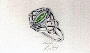 ring design: 012 by SirDavis