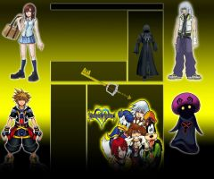 Youtube Background: KH by MTS3