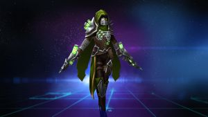 [SkinSuggestion]HotS: Valla by St4lk
