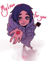 My Love For You by l3onnie