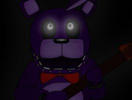 Five nights at Freddys [Bonnie] by Wolfdomo