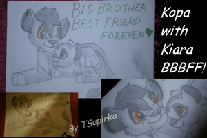 Big Brother best friend Forever by TSupirka