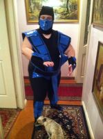 Sub Zero Cosplay 2 by Playflame1
