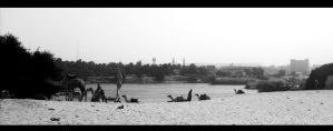 aswan nile by AgamiDesigner
