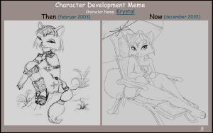 before after meme owO by BlackBy
