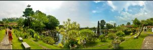 Le Water Palace de Tirtagangga part 3 by partoftime