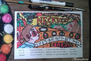 Neckdeep by Maleneficent