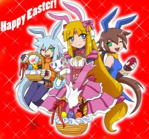 Happy Easter 2012 by Lady2011
