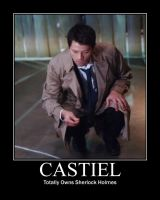 Castiel by SpryteMage