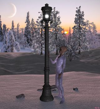 An alien in Narnia by Hera-of-Stockholm