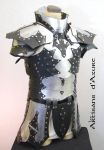 Knight Armour by ArtisansdAzure